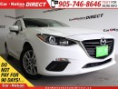 Used 2014 Mazda MAZDA3 GS-SK| BACK UP CAMERA| HEATED SEATS| for sale in Burlington, ON