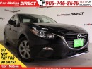 Used 2014 Mazda MAZDA3 GX-SKY| PUSH START| GREAT ON GAS| for sale in Burlington, ON
