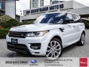 Used 2016 Land Rover Range Rover Sport V8 Supercharged Dynamic for sale in Vancouver, BC