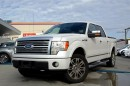 Used 2010 Ford F-150 Platinum Supercrew 4WD for sale in Vancouver, BC