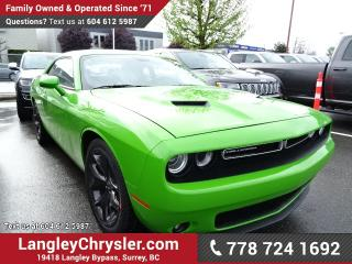 New 2017 Dodge Challenger SXT for sale in Surrey, BC