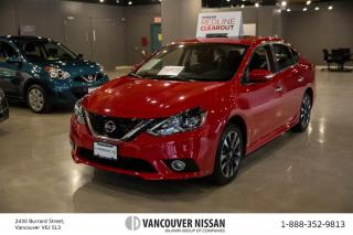 Used 2016 Nissan Sentra 1.8 SR CVT for sale in Surrey, BC