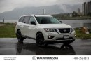 Used 2017 Nissan Pathfinder Platinum V6 4x4 at for sale in Surrey, BC