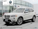 Used 2014 BMW X3 xDrive28i AWD | RV CAM | PANO SUNROOF for sale in Oakville, ON