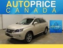 Used 2013 Lexus RX 350 TOURING NAVIGATION MOONROOF for sale in Mississauga, ON