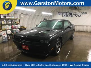 Used 2010 Dodge Challenger SXT*NAVIGATION*LEATHER*POWER SUNROOF*KEYLESS ENTRY*HEATED FRONT SEATS*POWER DRIVER SEAT*POWER WINDOWS/LOCKS/MIRRORS*CRUISE CONTROL* for sale in Cambridge, ON