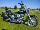Used 1991 Harley-Davidson Heritage Softail Classic FLSTC for sale in Blenheim, ON
