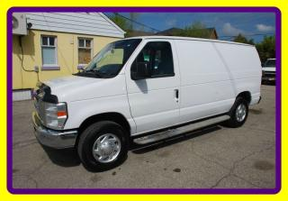 Used 2012 Ford E-250 3/4 TON 5 PASSENGERS LOADED CHROME PKG for sale in Woodbridge, ON