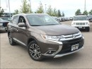 Used 2016 Mitsubishi Outlander GT AWD**LEATHER**SUNROOF** for sale in Mississauga, ON