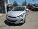Used 2013 Hyundai Elantra L for sale in Brantford, ON