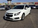 Used 2015 Chevrolet Cruze LT-AUTOMATIC-REAR CAM-ONLY 62KM for sale in York, ON