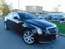 Used 2014 Cadillac ATS PREM PKG- LEATHER-ROOF for sale in Scarborough, ON