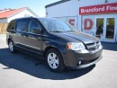 Used 2012 Dodge Grand Caravan Crew Passenger Van for sale in Brantford, ON