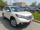 Used 2013 Honda CR-V EX-P.SUNROOF-CAMERA-DUAL DVD 4WD for sale in Scarborough, ON