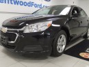 Used 2016 Chevrolet Malibu Limited LT eco! If you're looking for something awesome this is for you! for sale in Edmonton, AB