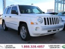 Used 2008 Jeep Patriot Limited - Local Alberta Trade In | Remote Starter | Heated Leather Seats | Power Sunroof | 17 Inch Alloy Wheels | Rubber Floor Mats | Climate Control wtih AC | Well Looked After | Upgraded Audio System | Low KMs | All Power Options for sale in Edmonton, AB