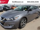 Used 2016 Nissan Maxima NAVIGATION, LEATHER, HEATED STEERING WHEEL!! for sale in Edmonton, AB