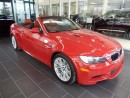 Used 2011 BMW M3 Manual, Accident Free, Convertible for sale in Edmonton, AB