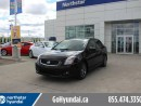 Used 2011 Nissan Sentra SE-R Auto for sale in Edmonton, AB