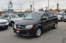Used 2014 Dodge Grand Caravan Crew - DVD  GPS  Leather  Heated Seats  Bluetooth for sale in London, ON