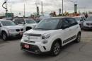 Used 2014 Fiat 500 L Trekking - GPS  Sunroof  Bluetooth  Heated Seats for sale in London, ON