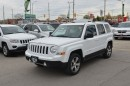Used 2016 Jeep Patriot High Altitude - 4x4  Leather  Sunroof  Heated seat for sale in London, ON