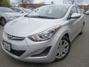 Used 2015 Hyundai Elantra GL-new:tires/new brakes-MINT for sale in Mississauga, ON
