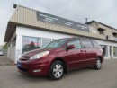 Used 2008 Toyota Sienna 8 PASSENGERS, LOADED, ALLOYS, CLEAN CARPROOF for sale in Mississauga, ON