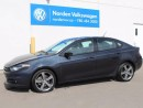 Used 2013 Dodge Dart Limited/GT for sale in Edmonton, AB