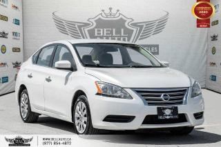 Used 2013 Nissan Sentra SV, BLUETOOTH, PUSH START, CLIMATE CONTROL for sale in Toronto, ON