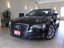 Used 2013 Audi A8 4.0T  Quattro Premium NightVison|360Cam|BlindSpot for sale in Toronto, ON