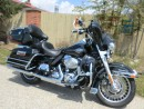 Used 2009 Harley-Davidson Electra Glide FLHTCU Ultra Classic for sale in Blenheim, ON
