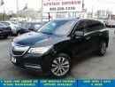 Used 2014 Acura MDX Tech Pkg 7 Pass. Navigation/Lther/Sunroof for sale in Mississauga, ON