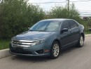 Used 2012 Ford Fusion SEL **ACCIDENT FREE** FINANCING AVAILABLE! for sale in Brampton, ON