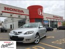 Used 2007 Mazda MAZDA3 GT, leather, power roof, alloys for sale in Scarborough, ON