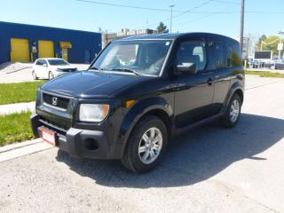 Used 2006 Honda Element w/Y Pkg for sale in North York, ON