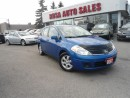 Used 2007 Nissan Versa 1.8 S AUTO 5 DR HATCH PW PM PL A/C ALLOY SAFETY for sale in Oakville, ON