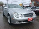 Used 2003 Mercedes-Benz E-Class 3.2L for sale in Scarborough, ON