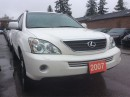 Used 2007 Lexus RX 400h HYBRID w/Navi, Bk-up Cam Bluetooth Leather Sunroof for sale in Scarborough, ON