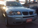 Used 2006 BMW X3 3.0I AWD EXTRA CLEAN w/ Leather Panorama Roof for sale in Scarborough, ON