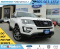 Used 2017 Ford Explorer Sport | NAV | LEATHER | PANO ROOF | for sale in Brantford, ON