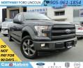 Used 2017 Ford F-150 Lariat | LEATHER | NAV | REAR CAM | SUN ROOF| for sale in Brantford, ON