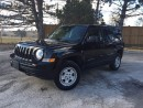 Used 2012 Jeep Patriot NORTH EDITION- 4X4 -BLUETOOTH for sale in Aurora, ON