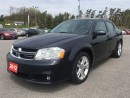 Used 2012 Dodge Avenger SXT - Heated Leather - V6 for sale in Norwood, ON