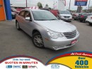 Used 2009 Chrysler Sebring LX | POWER GROUP | GREAT STARTER for sale in London, ON