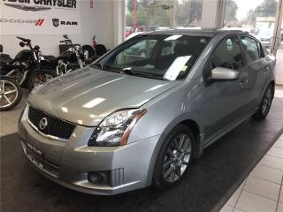 Used 2011 Nissan Sentra SE-R for sale in Coquitlam, BC