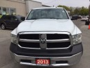 Used 2013 Dodge Ram 1500 ST for sale in Milton, ON
