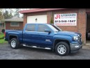 Used 2016 GMC Sierra 1500 SLE Z71 4X4 Kodiak Crew Cab - Low Kms! for sale in Elginburg, ON