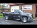 Used 2015 GMC Sierra 1500 Reg Cab Long Box SLE Z71 4X4 - Low Kms! for sale in Elginburg, ON