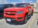 New 2017 Chevrolet Colorado 4WD WT for sale in Orillia, ON